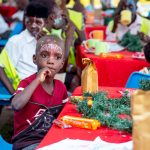 Ruparelia Foundation Disadvantaged Children's Christmas Party 2019